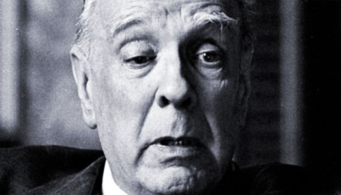 Jorge Luis Borges: Hombre de la esquina rosada