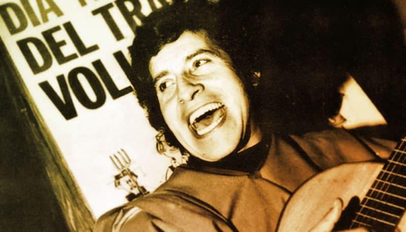 Víctor Jara: Canción del soldado (una canción premonitoria?)