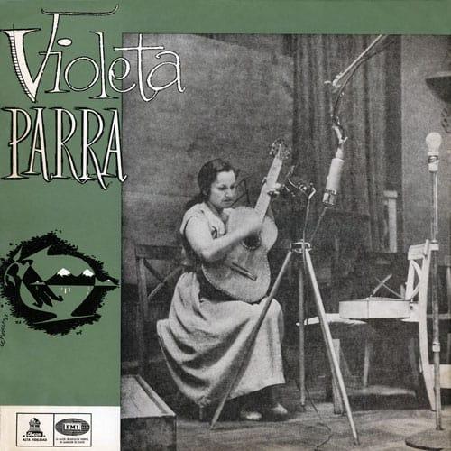 Violeta Parra: Canto y guitarra. El folklore de Chile Vol. I (1957)