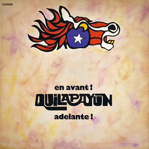 Quilapayún: Adelante! – En avant! (1975)