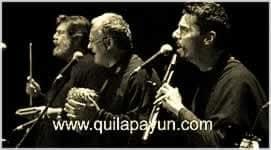 Quilapayun - La batea mayo 2013