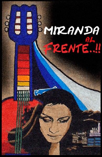 Ana María Miranda: Miranda al Frente (1987)