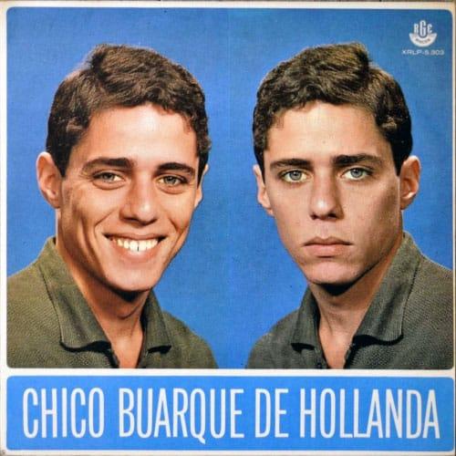 Chico Buarque: Chico Buarque de Hollanda (1966)