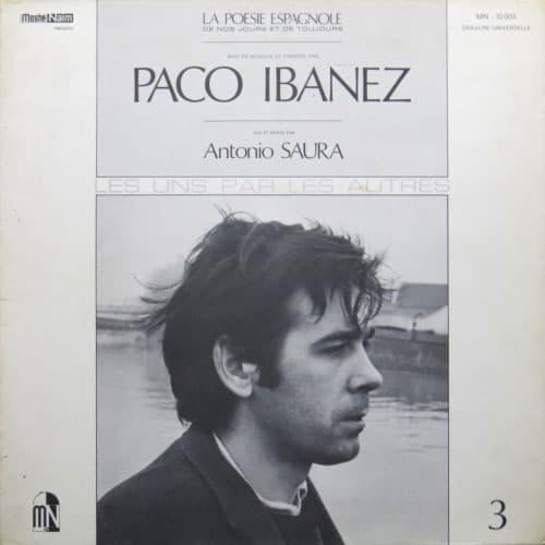 Paco Ibáñez: Páco Ibáñez / 3 (1969)