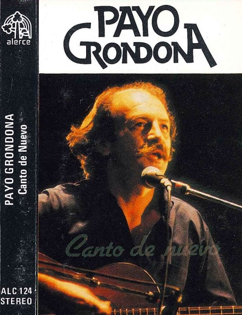 Payo Grondona: Canto de nuevo (1984)