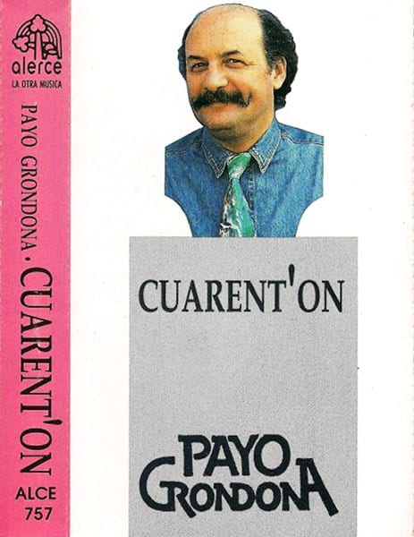 Payo Grondona: Cuarent'on (1992)