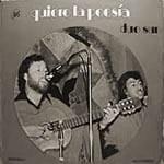Dúo Sur: Quiero la poesía (1978)