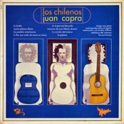 Juan Capra y Quilapayún: Los Chilenos - Juan Capra (1968)
