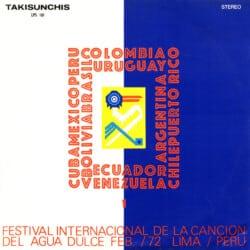 Obra colectiva: Festival Internacional de la Canción del Agua Dulce (1972)