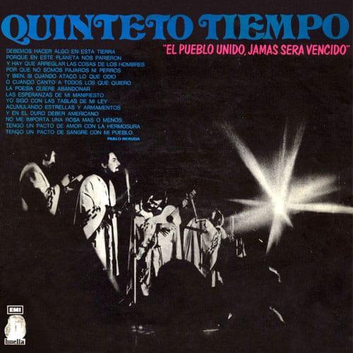 Quinteto Tiempo: El pueblo unido, jamás será vencido (1977)