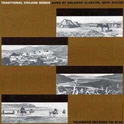 Rolando Alarcón: Traditional chilean songs (1960)