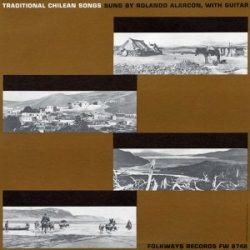 Rolando Alarcón: Traditional chilean songs (1960)