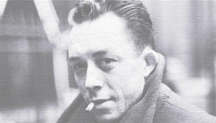 Albert Camus: El huésped