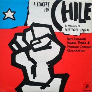 Obra colectiva: A concert for Chile in memory of Víctor Jara (1978)