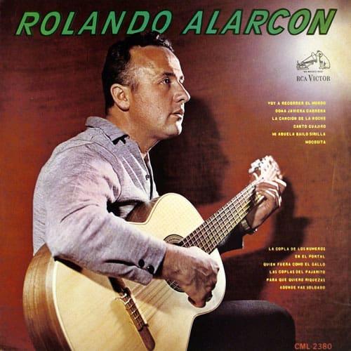 Rolando Alarcón: Rolando Alarcón (1966)