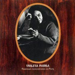 Violeta Parra: Canciones reencontradas en París (1971)