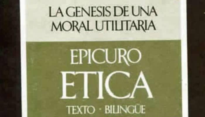 Carlos García Gual & Eduardo Acosta: Ética de Epicuro. La génesis de una moral utilitaria (1974)