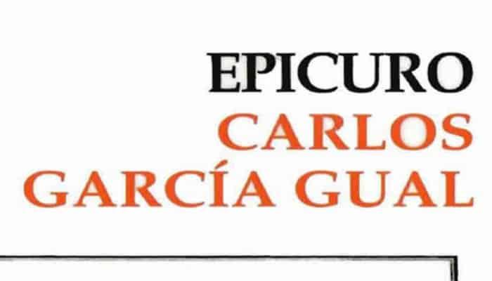 Carlos García Gual: Epicuro (1981)