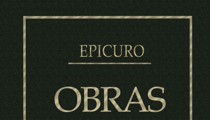 Epicuro: Obras (1991)