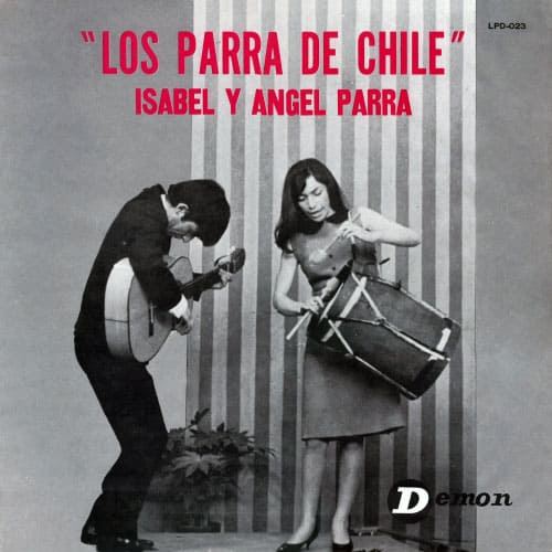 Isabel & Angel Parra: Los Parra de Chile (1966)