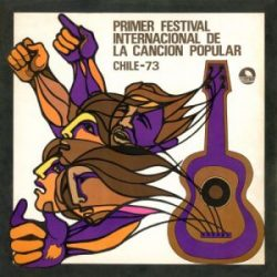 Obra colectiva: Primer Festival Internacional de la Canción Popular, Chile-73 (1973)
