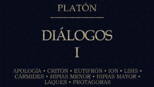 Platón: Diálogos I
