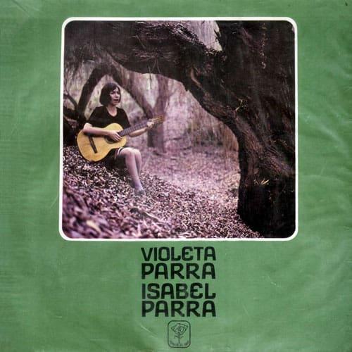 Isabel Parra: Canta recopilaciones y cantos inéditos de Violeta Parra (1970)