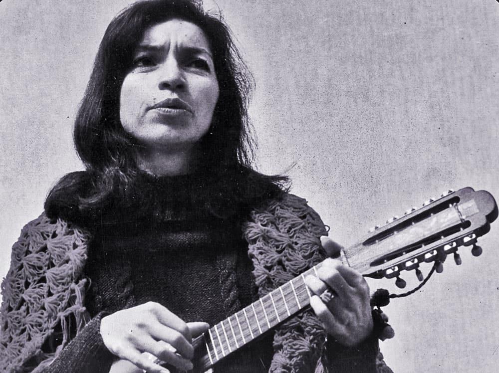 Isabel Parra - Discografía