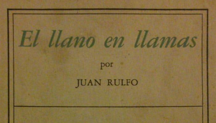 Juan Rulfo: El llano en llamas (1953)