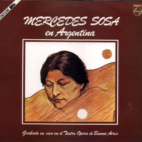 Mercedes Sosa: Mercedes Sosa en Argentina (1982)