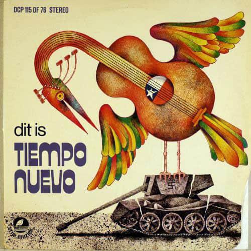 Payo Grondona & TiempoNuevo: Dit is Tiempo Nuevo (1975)