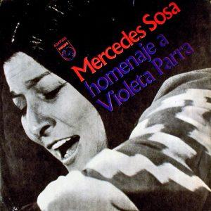 Mercedes Sosa: Homenaje a Violeta Parra (1971)