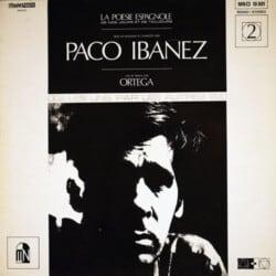 Paco Ibáñez: La poesía española de ahora y de siempre [Paco Ibáñez 2] (1967)