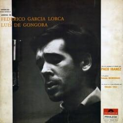 Paco Ibáñez: Paco Ibáñez 1. Poemas de F. García Lorca y L. de Góngora (1964)