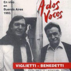 Daniel Viglietti y Mario Benedetti: A dos voces (1994)