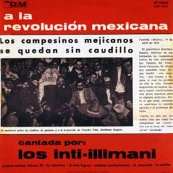 Inti-Illimani: A la revolución mexicana (1969)