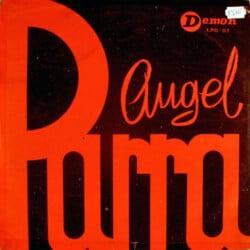 Angel Parra: Angel Parra y su guitarra (1965)