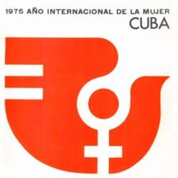 Obra colectiva: 1975 Año Internacional de la Mujer - Cuba (1975)