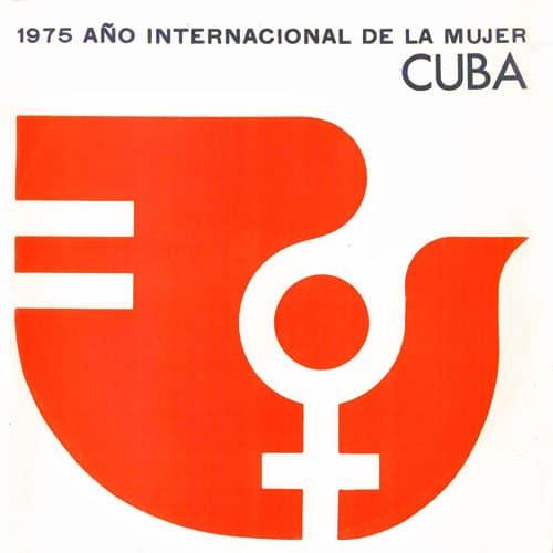 Obra colectiva: 1975 Año Internacional de la Mujer – Cuba (1975)