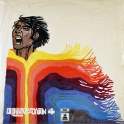 Quilapayún: Quilapayún 4 (1970)