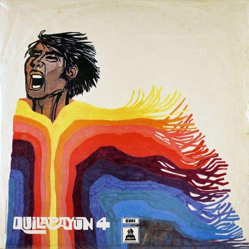 Quilapayún: Quilapayún 4 (1970)
