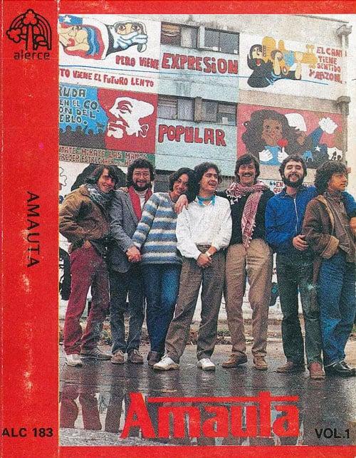 Amauta: Amauta Vol. 1 (1985)