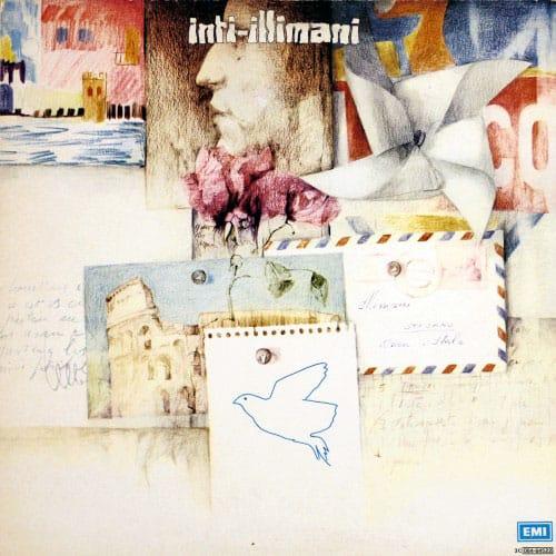 Inti-Illimani: Palimpsesto (1981)