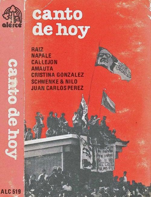 Obra colectiva: Canto de hoy (1987)