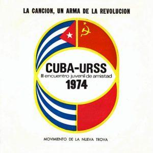 Obra colectiva: La canción, un arma de la revolución (1974)