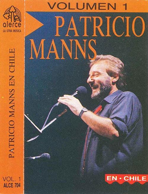 Patricio Manns: En Chile (1990)