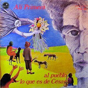 Alí Primera: Al pueblo lo que es de César (1981)