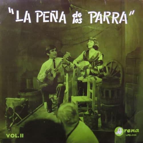 Isabel y Angel Parra: La Peña de los Parra Vol. II (1968)