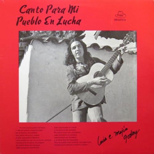 Luis Enrique Mejía Godoy: Canto para mi pueblo en lucha (1978)