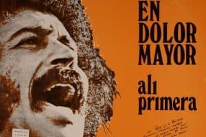Alí Primera: Adiós en dolor mayor (1975)